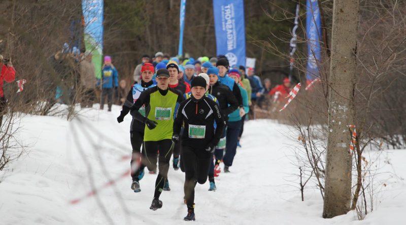Зимний этап кубка I RUN