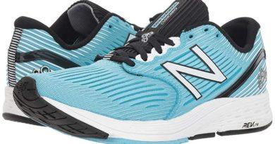 Обзор кроссовок New Balance 890v6.