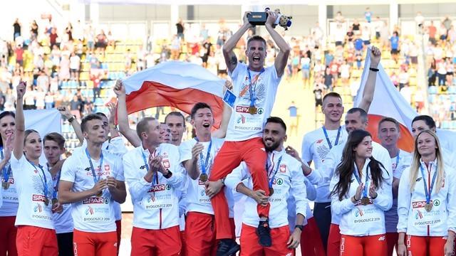 Командный чемпионат Европы. Итоги