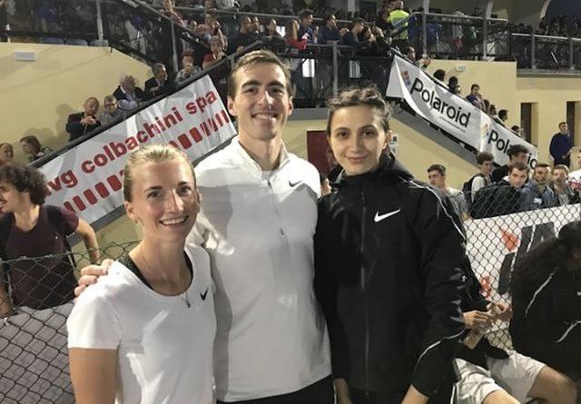 Ласицкене, Шубенков и Сидорова вошли в команду Европы