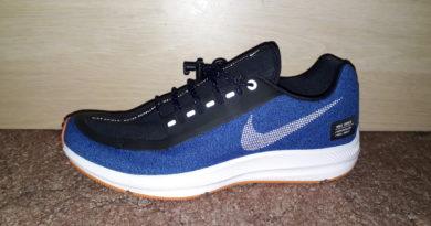 Зимние беговые кроссовки Nike shield winflo 5