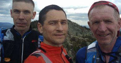 Как пробежать ультромарафон в уральских горах